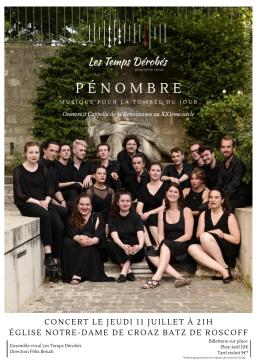 """""""Pénombre : Musique pour la tombée du jour"""" - Le 11 juillet 2019 - Roscoff"""